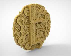 Celtic Ornament Model