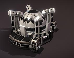3D asset Atomic Core