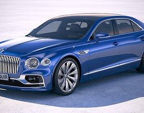 Bentley Flying Spur 2020 3D model