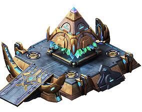 Heterogeneous - Architecture - Pyramid 02 3D