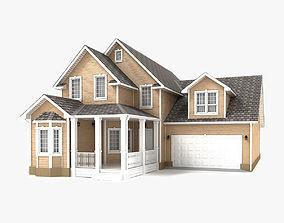 Cottage 76 3D model