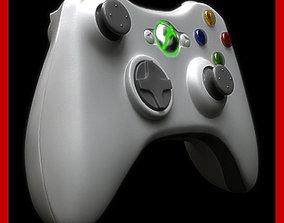 Xbox 360 Controller 3D model