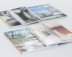 Set of 9 Taschen Books 3D