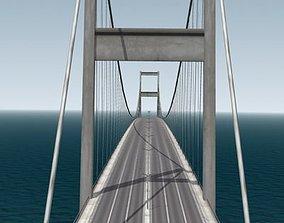 Bosphorus Bridge 3D model