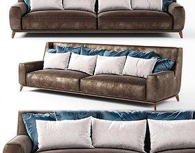 Vibieffe 430 OPERA 3 seater sofa 3D model