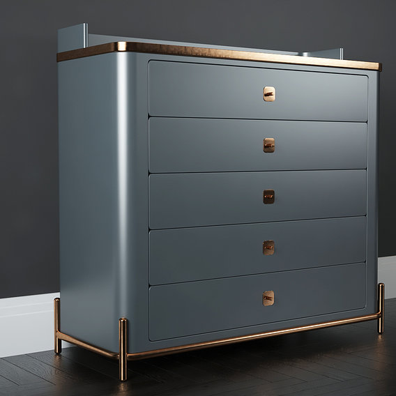 Kayra chest of drawers