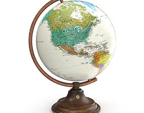 3D model Classic Globe