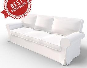 3D model Sofa Chair 3 sides