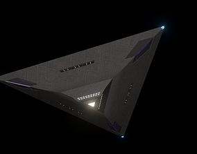 3D Triangle UFO -concept 2-