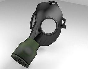 3D Gasmask Type 2