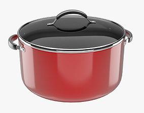 3D model Pot cook