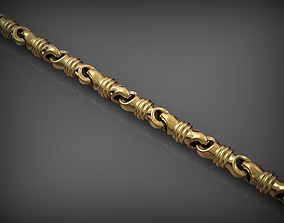 Chain link 155 3D printable model