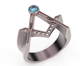 Ring Mason 3D printable model
