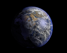 world Earth 3D