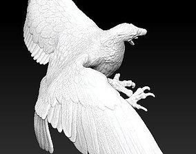 flying eagle 3D printable model