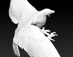 flying eagle 3D print model