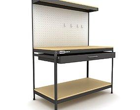 Workbench craftsman 3D