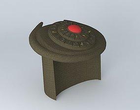 Stargate dial up device 3D model