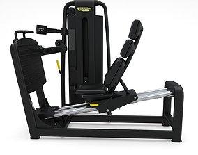 3D Technogym - Selectorised - Leg Press