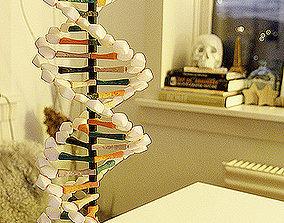 3D print model DNA Helix