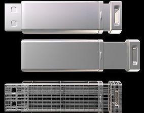 pen 3D model USB Flash Drive 05