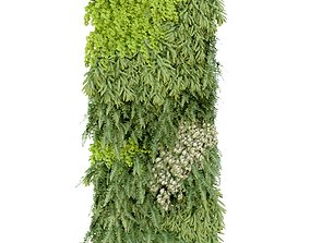 3D model Garden vertical