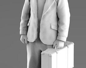 man citizen 3d model