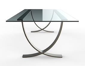 Eclipse Dining Table 3D model
