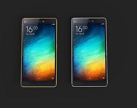 3D Xiaomi Mi 4i