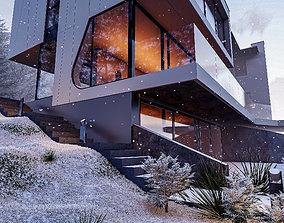 Best Exterior Scene On Lumion 3D