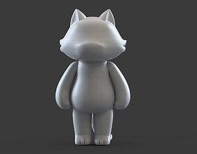 3D print model Cute Cat Platform Toy