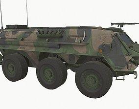 3D model game-ready TPz Fuchs