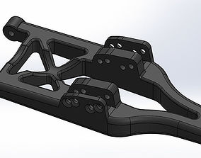 Traxxas S Maxx T Maxx Lower Suspension Arm Set TRA5132R 1