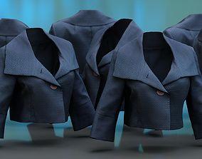 Mini Stylish Jacket Top 3D model