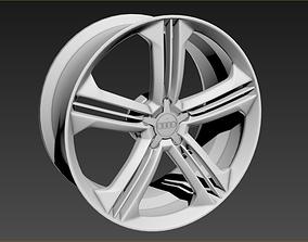 3D model Wheel for Audi A8