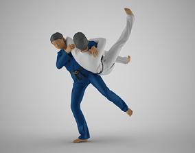Judo Championships 3D printable model