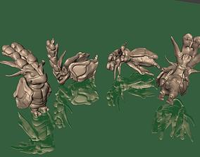 Aigle Deform Entier 3D printable model