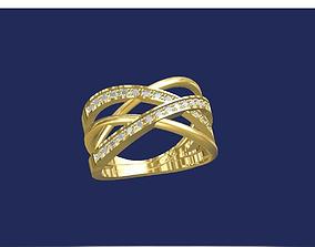 3D print model Women ring