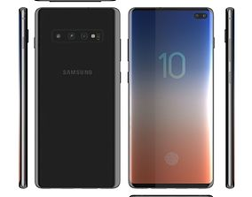 Samsung Galaxy S10 plus 3D