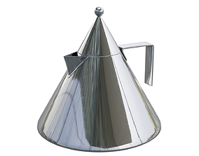 3D PBR Kettle houseware