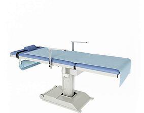 3D Hospital Patient Table
