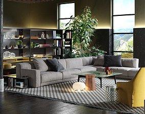 BeInspiration 32 3D sofa