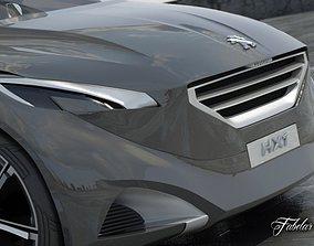 3D Peugeot HX1 2 0