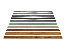 3D asset Set of boards