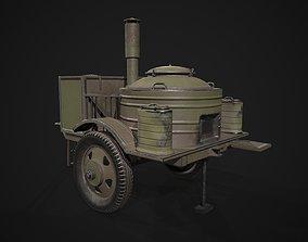 3D model Field kitchen KP-42