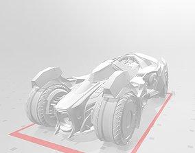 3D print model bat mobile prototype