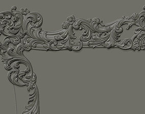 Classic Furniture 3D relief models