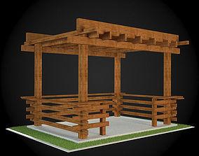 3D Pergola design