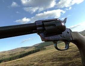 3D model Colt SAA Peacemaker