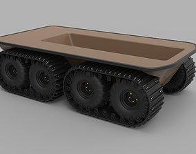 3D Argo platform 8x8 with 4 tracks